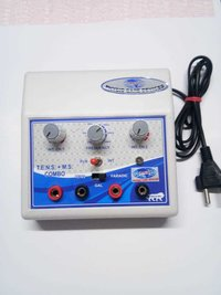 Muscle Stimulator Cum Tens Machine