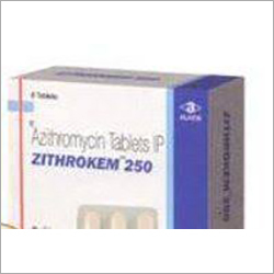 Zithrokem 250 Tabs