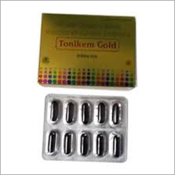 Tonikem Gold Sofgel Caps