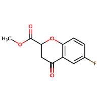 6-Fluoro-3,4-Dihydro 2H-1-Benzopyran- Benzoyl 2-Carboxylic Acid