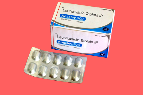 LEVOFLOXACIN-500 MG TABLET