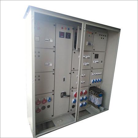 PMCC Control Panel