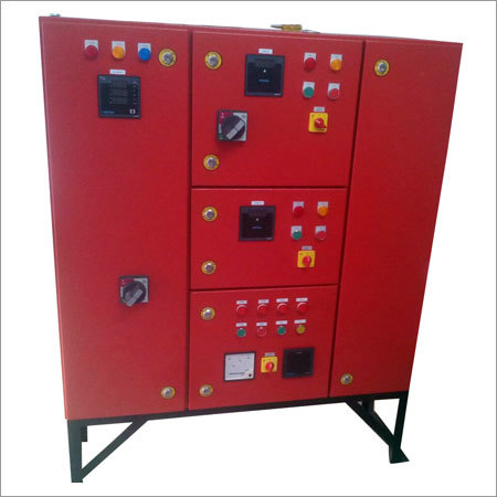 Electric Fire Fighting Panel