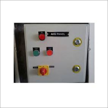 Electric Ahu Control Panel