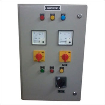 Booster Pump Panel