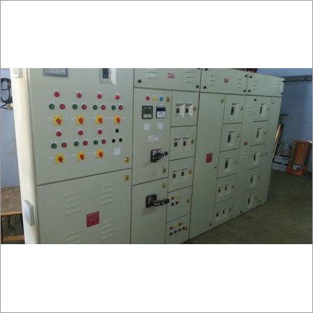 Power Control Centre Panel