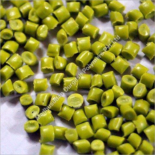 LLDPE Green Plastic Granules
