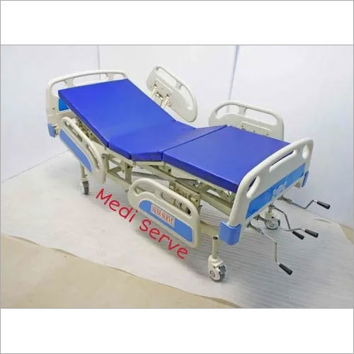 5 Function manual ICU bed