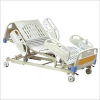 Rotating ICU Bed