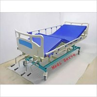 ABS Panel Side Railing ICU Bed
