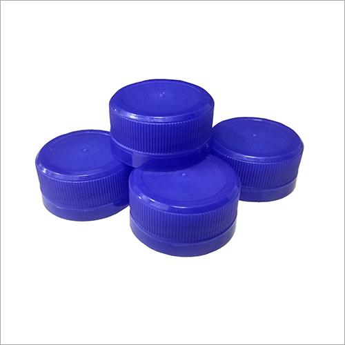 Blue Plastic Cap