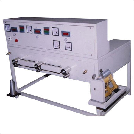 Two Stage Filament Drawing Machine