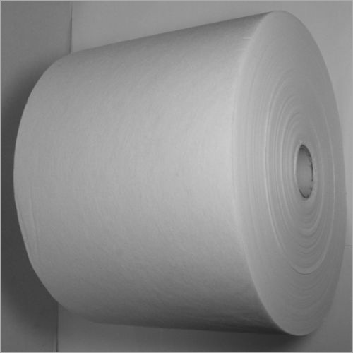 White Woven Cotton Shirt Embroidery Backing Paper