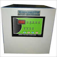 5KVA Digital Servo Voltage Stabilizer