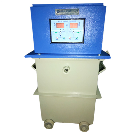 Single Phase Oil Cooled Voltage Stabilizer