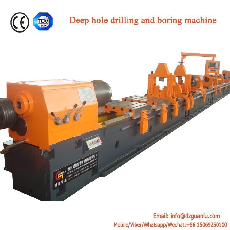 Twin screw hole trepanning machine