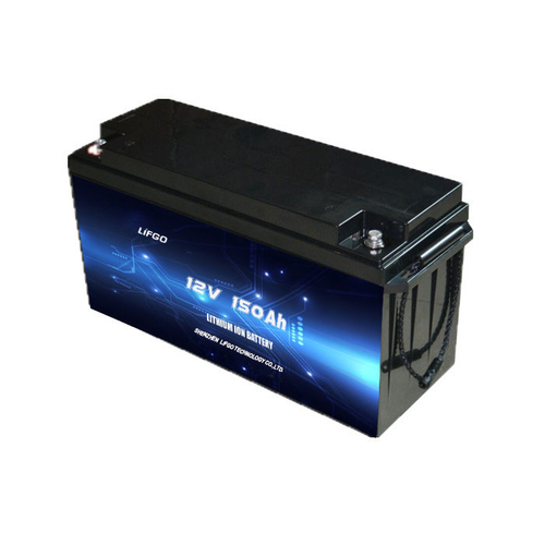 12V 150Ah LiFePO4 battery pack for accumulator
