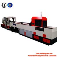Advanced Cooling System Cnc Deep Hole Horizontal Honing Machine