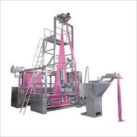 Automatic Tubular Fabric Rope Opener Slitting Machine