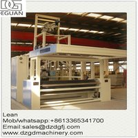 Rope Opening Slitter Washing Squeezing Machine