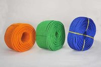 Color HDPE Rope