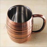 SS Beer Mug