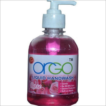 Rose Liquid Hand Wash