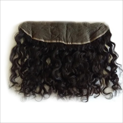 Natural Curly Frontal 13x4