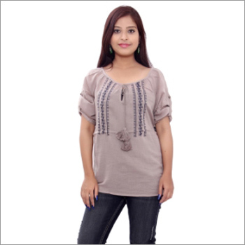 Ladies Tassels Top