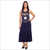 Ladies Sleeveless Printed Dress