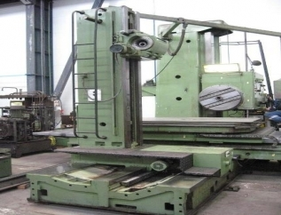 Industrial Horizontal Boring Machine