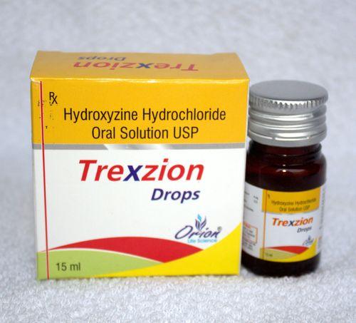 Hydroxyzine Hydrochloride Oral Solution USP