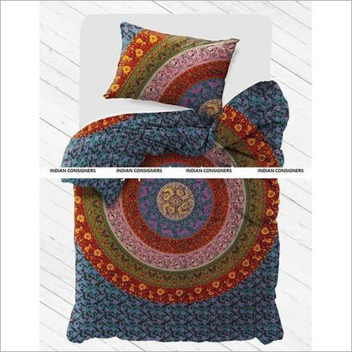 Mandala Print Duvet Cover Sets