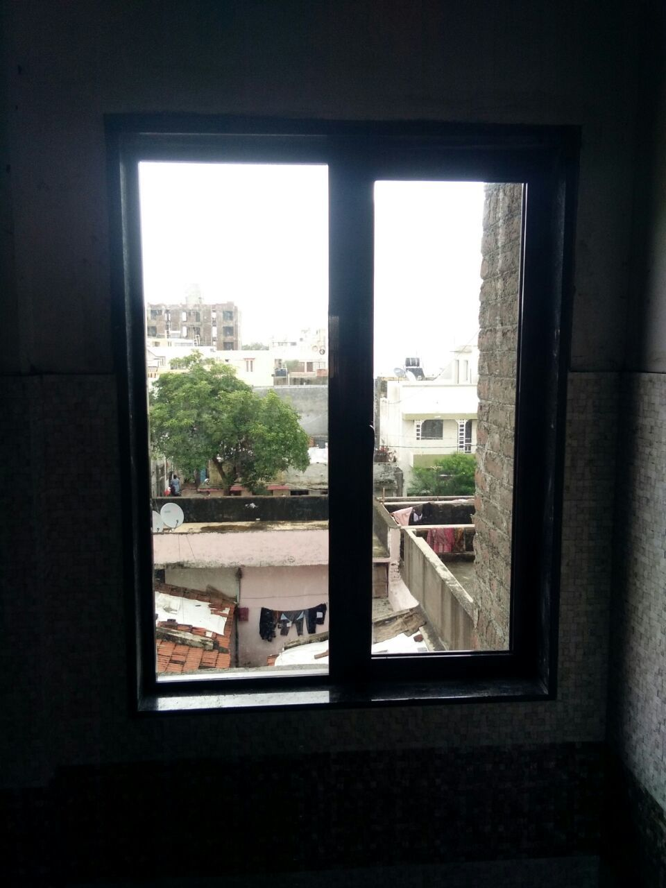 Aluminum Openable Window Frame
