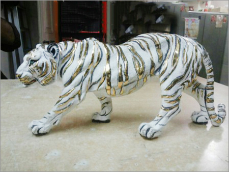 Decorative Tiger Statue