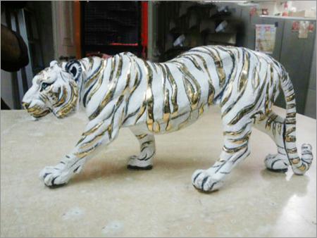 Decorative Tiger Statue