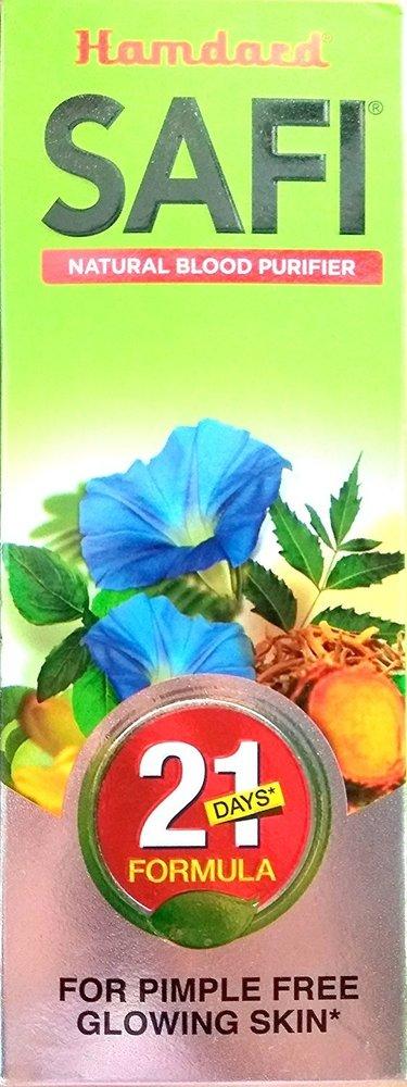 HAMDARD Safi Hamdard Blood Purifier Syrup 500 Ml