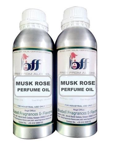 MUSK ROSE PERFUME OIL