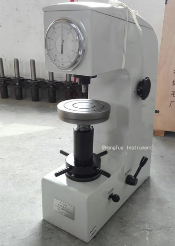 Rockwell Hardness Tester Manual , Type of Tablet Hardness Tester