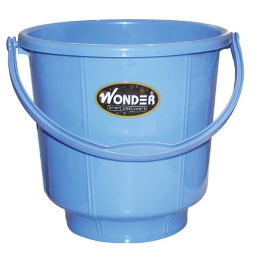 WONDER PLASTIC BUCKET 16