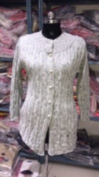 Wool Long Sweater