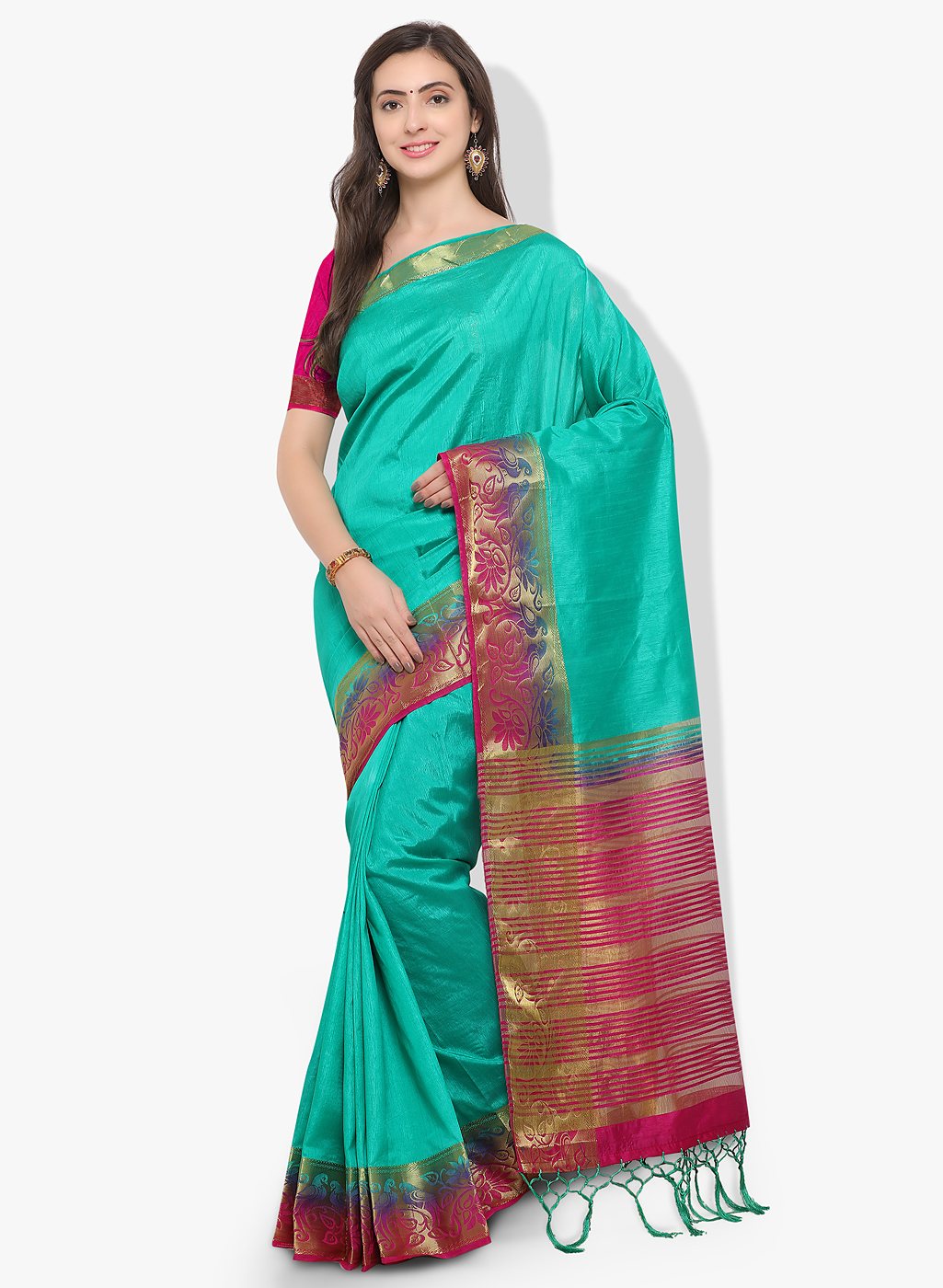 Dhyey Fashion Saree