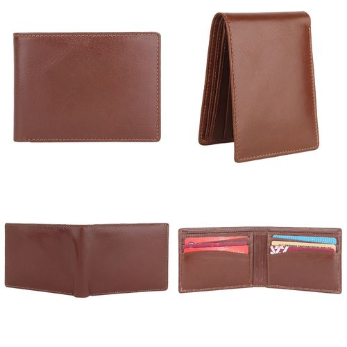 Card Leather Wallets