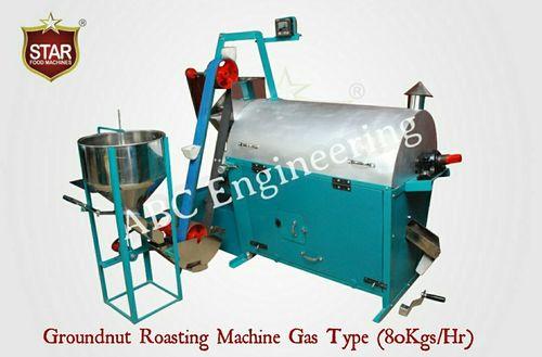 Paddy Pori Murmura Roaster Machines