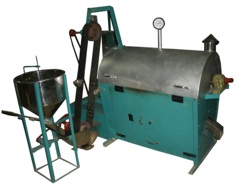 Automatic Mini Groundnut Roaster