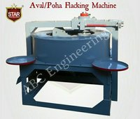 Commercial Poha Making Machine