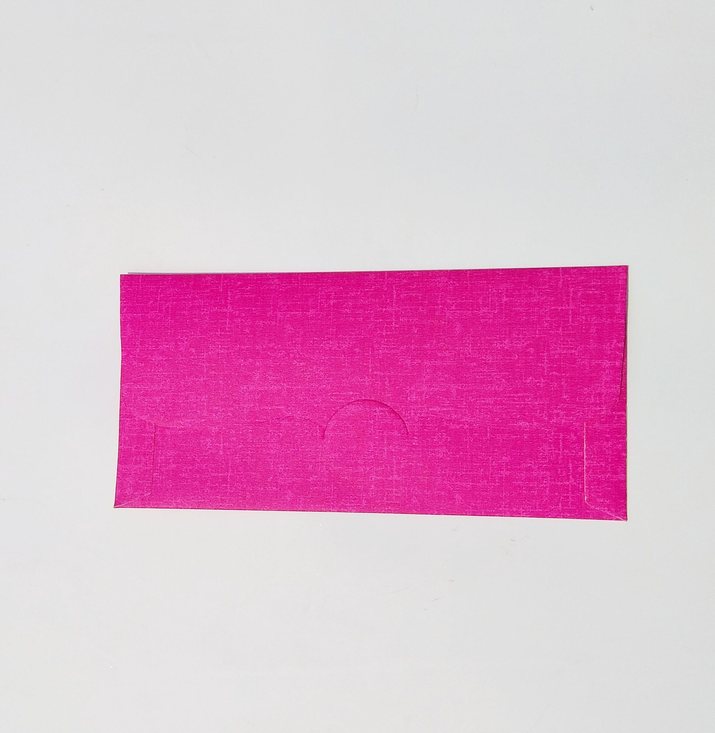Shagun Golden Border Envelope