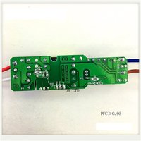Built-in Led Driver Power Supply 20-36x1w Input Ac 85-277v Output 54-120v/300ma±5%