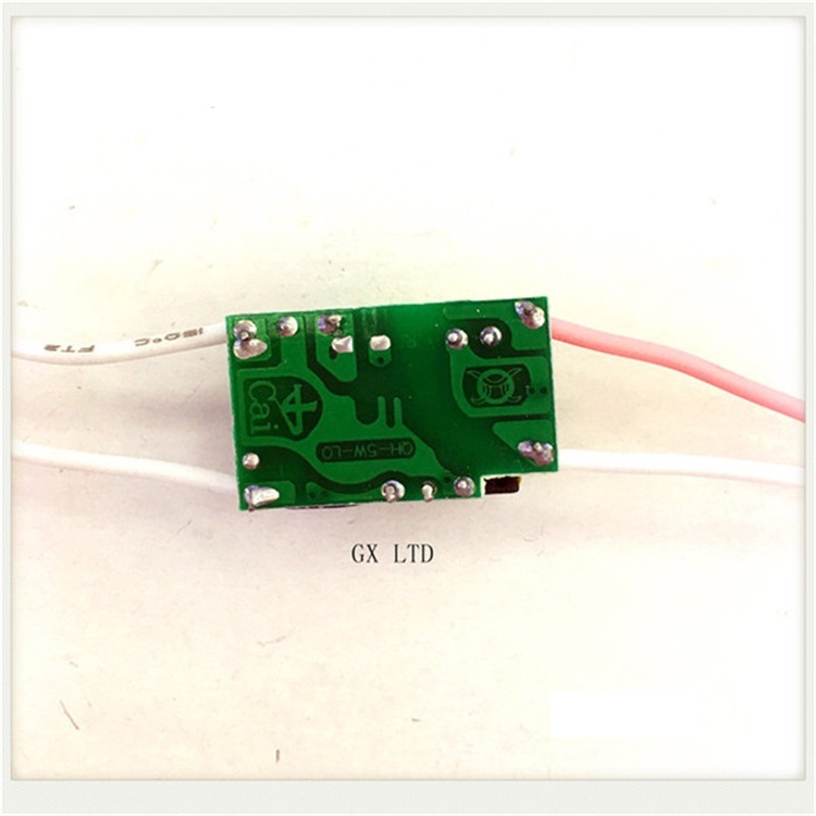 Built-in LED driver power supply 1-3x2W input AC85-277V output DC3-11V/300MA±5%