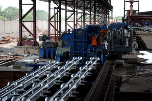 Rolling Mill Erection Consultant